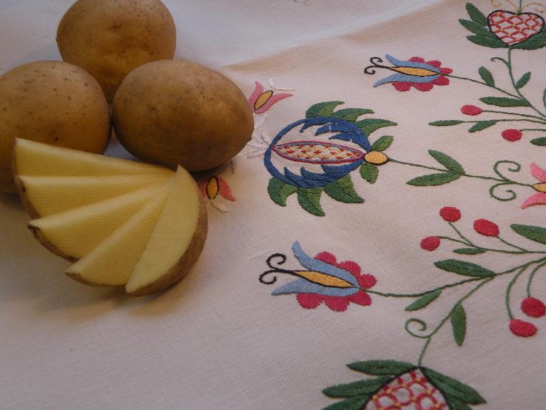 Kartoffelsorte Surmia mit HZ Zamarte