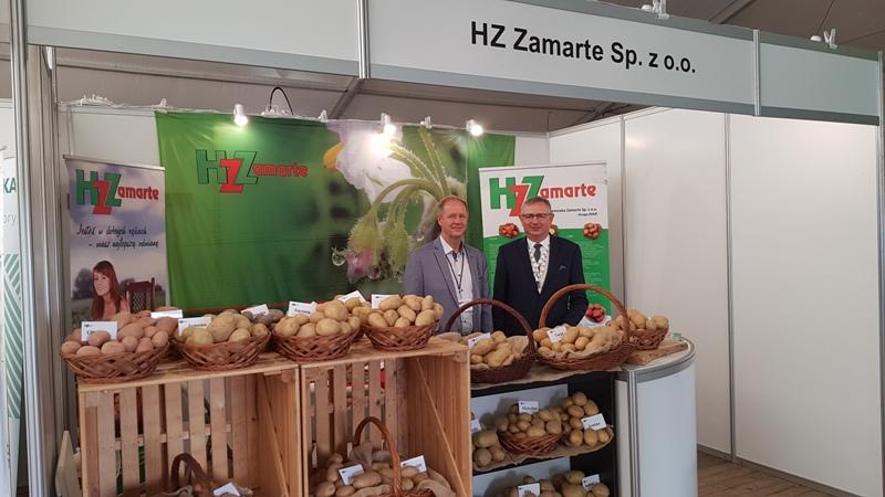 Krajowe Dni Ziemniaka w Lubkowie