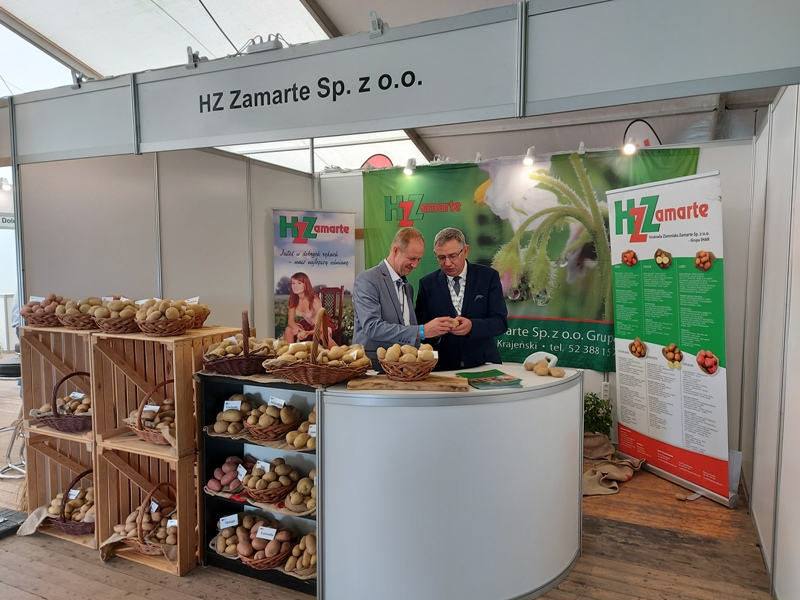 """Prezentacja """"Programu dla Polskiego Ziemniaka"""""""